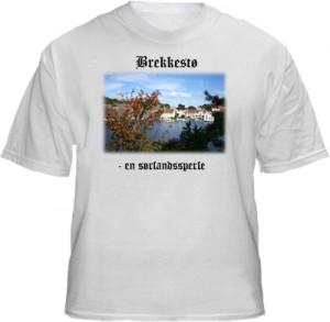 Brekkestø i september - en sørlandsperle